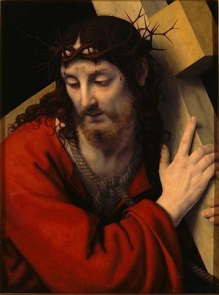 Solario,_Andrea-Christ_portant_sa_croix-1513-Nantes